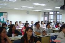 2009年迪野思活動之1<br>行政院人事行政局地方研習中心