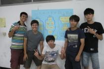 2014年迪野思活動<br>臺北城市大學策略管理課程